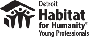 Habitat Detroit Young Professionals-black